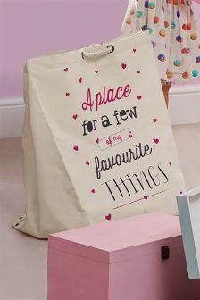 Очень большая сумка для игрушек