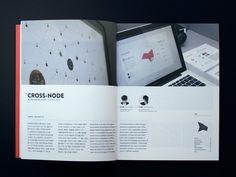Cross+node Workbook by Anzi , via Behance