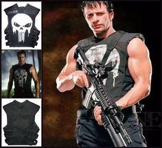 Punisher Thomas Jane Tactical Vest (:Tap The LINK NOW:) We provide the best essential unique equipment and gear for active duty American patriotic military branches, well strategic selected.We love tactical American gear