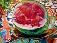 janet fish | janet fish 1938 american painter
