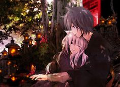 Anime Couples - nagi kanami
