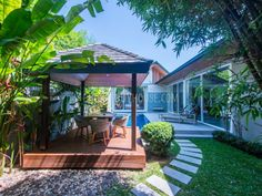 LAY4524: Tropical modern villa with 3 bedrooms - Phuket Buy House