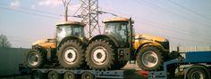 Landmaschinentransporte von Traktoren und Mähdreschern - EuroGUS e.K. Aktuelle Nachrichten zum Thema Transport und Logistik aus Deutschland, EU, Russland, Belarus, Kasachstan, Ukraine, Turkmenistan und andere Länder