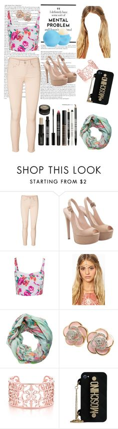 """""""Untitled #8"""" by angeliquemetta ❤ liked on Polyvore featuring Vero Moda, Pieces, Roberto Coin and Lord & Berry"""