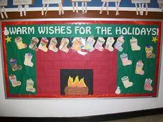 christmas bulletin boards for preschool /kindergarten | ... Sinicropi's Wonderful World of Kindergarten: Christmas Bulletin Board
