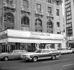 Book-Cadillac Hotel - Old photos — Historic Detroit