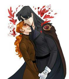 Mairon and Melkor.