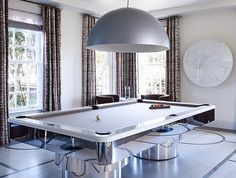 MIAMI Pool Tables by MITCHELL Pool Tables | Modern Pool Tables | Custom…