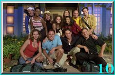 Big Brother Season Two cast 2001 Big Brother Season 2, Big Brother Tv Show, Big Brother Us, Big Brother Canada, Big Brother Contestants, New York Post, Crazy Girls, Months In A Year, Reality Tv