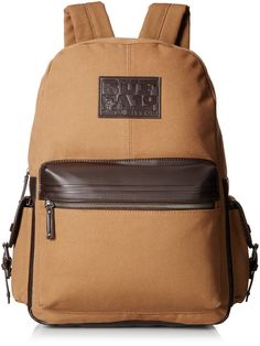d8c85798a808 Amazon.com  BUFFALO DAVID BITTON Men s Thomas Backpack