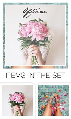 """Offline."" by m-ystic ❤ liked on Polyvore featuring art"
