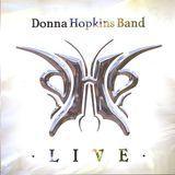Donna Hopkins Band Live [CD]