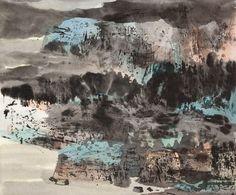 王巳千 Wang Ji Qian, Lingnan artist