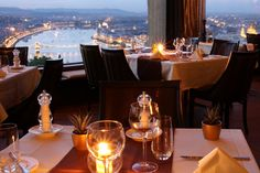 Citadella Panorama Restaurant Budapest