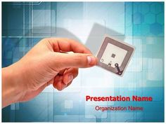 Electric motors powerpoint template is one of the best powerpoint radio frequency identification tag powerpoint template is one of the best powerpoint templates by editabletemplates toneelgroepblik Images