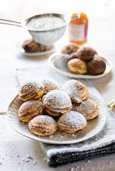 Filled Pancake Puffs (via abeautifulmess.com)