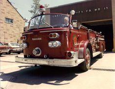 PBF Fire Dept, Fire Department, Old Trucks, Fire Trucks, Fire In The Blood, Fire Equipment, Emergency Response, Fire Apparatus, Emergency Vehicles