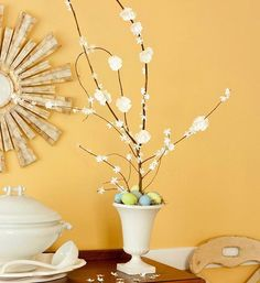 simple easter decorating ideas for holiday tables