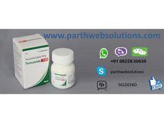 Temoside (Temozolomide Capsules)