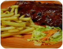 Ribs & Fries