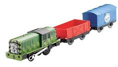 Thomas & Friends Trackmaster Green Salty