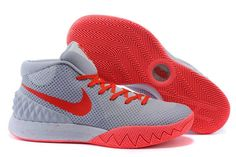 best authentic 9f318 879a9 Find Nike Kyrie Irving 1 Grey Red Basketball Shoes On Sale Online Authentic  online or in Pumarihanna. Shop Top Brands and the latest styles Nike Kyrie  ...