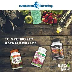 Σκέφτεστε πως μπορείτε να κάψετε περισσότερο λίπος και μάλιστα γρήγορα; Το μυστικό είναι Evolution slimming! Evolution, Raspberry, Slim, Shapes, Breakfast, Food, Morning Coffee, Eten, Raspberries