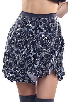 Oujia Skater Skirt - $50.00 AUD