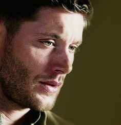 The #scruff and the #eyes and the #DEAN!! (Fan pop quiz: name the episode....)