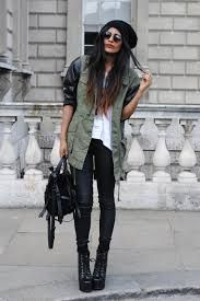 military jacket tumblr - Pesquisa Google