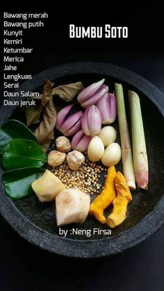 Soup Recipes, Cooking Recipes, Malay Food, Indonesian Cuisine, Cooking Ingredients, Asian Cooking, Food Diary, Food Hacks, Asian Recipes