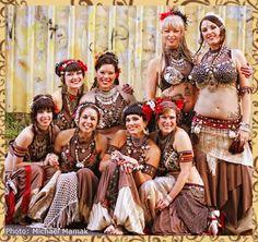 Ghawazi Caravan - American Tribal Style Belly Dancing