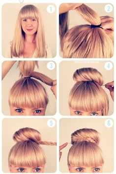 hairstyle tutorial tumblr - Google-Suche