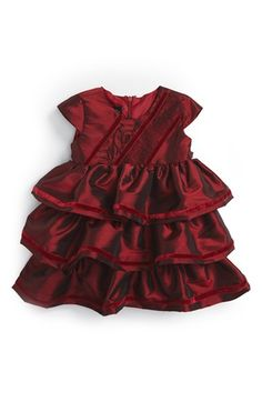 Isobella & Chloe 'Celine' Party Dress (Baby Girls) available at #Nordstrom