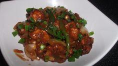 Dry Chilli Gobi Recipe