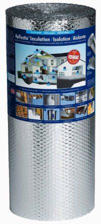 Amazon.com: Reflectix BP24025 24-Inch by 25-Feet Bubble Pack Insulation: Home Improvement