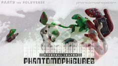 Phantomophigure - Ethereal Leaper – phantomoshop.com