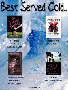 Best Served Cold: Stories of Revenge for Teen Readers
