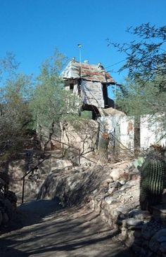 `Valley of the Moon' Tucson, Arizona