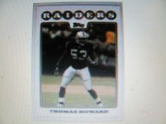 Thomas Howard 2008 Topps NFL Card #234 (Oakland Raiders) Topps,http://www.amazon.com/dp/B00DMTU772/ref=cm_sw_r_pi_dp_Dxrhtb1KXS6FDXGN