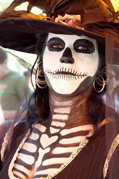 Dia de muertos-Mexico, cultura, tradicion - Calavera Catrina Day of the death