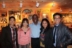 Alumni dinner at Buca di Beppo!