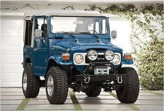 The iconic Toyota FJ holds a very special place in the heart of auto enthusiasts across the world, it is rough and tough, yet classic and cool. FJ Company specialize in performing full, frame-off restorations of the classic Japanese Toyota FJ series.