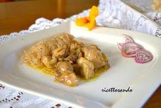 Pollo al curry ricetta cinese