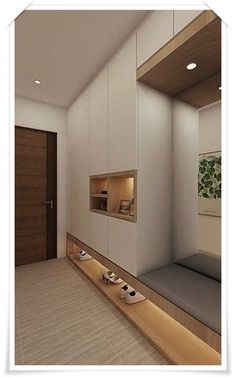 Hallway Storage Modern Interior Design 56 Best Ideas Entryway and Hallway Decorating Ideas Design Hallway Ideas Interior modern Storage Home Entrance Decor, House Entrance, Entryway Decor, Home Decor, Entrance Hall, Shoe Cabinet Entryway, Entryway Storage, Shoe Cabinet Design, Hall House