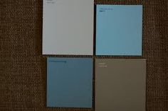 interior paint ideas grays, teal, white - Google Search