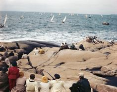 Robert Capa's Unpublished Color Photographs Debut at ICP - LightBox