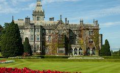 Stunning Adare Manor House in Limerick, Ireland