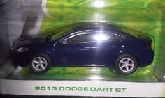 GREENLIGHT 2013 MOTOR WORLD SERIES 10 2013 DODGE DART GT ADULT COLLECTIBLE #Greenlight #Dodge