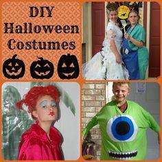 Over 40 DIY Halloween Costumes